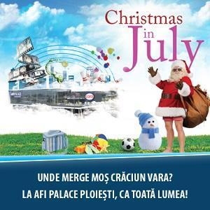 Christmas in July la AFI Palace Ploiesti