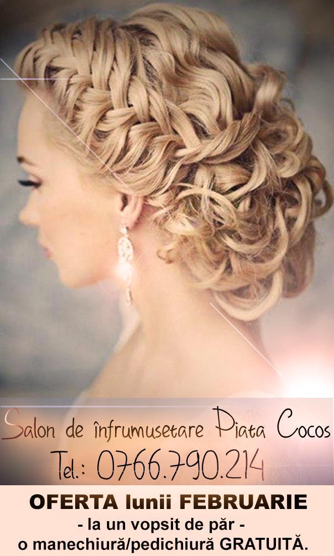 Salon de infrumusetare Piata Cocos Ploiesti