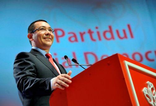 """Victor Ponta, lansare pe Arena Națională. """"Ne-a dat bani. 100 de lei"""""""