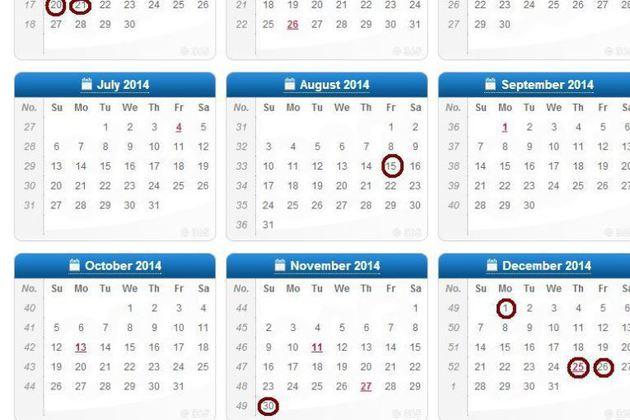 Vestea aşteptată de bugetari: ce zile vor fi libere de sărbători