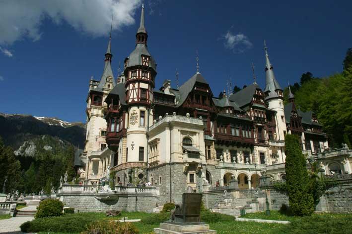 castelul peles securitate