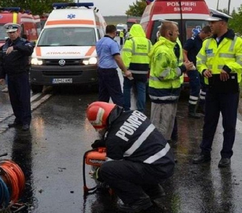accidente ploiesti boldesti scani dn1a