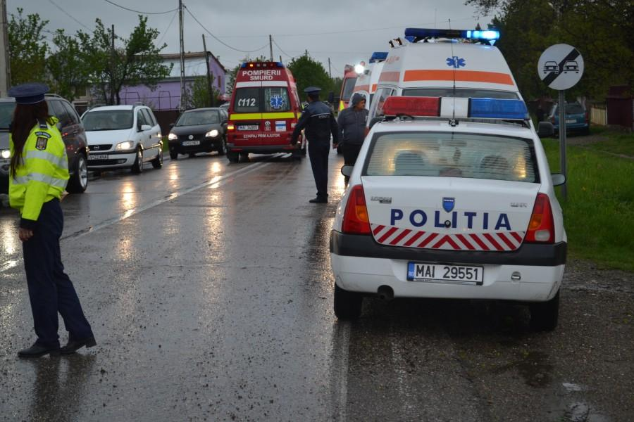 accident stoenesti