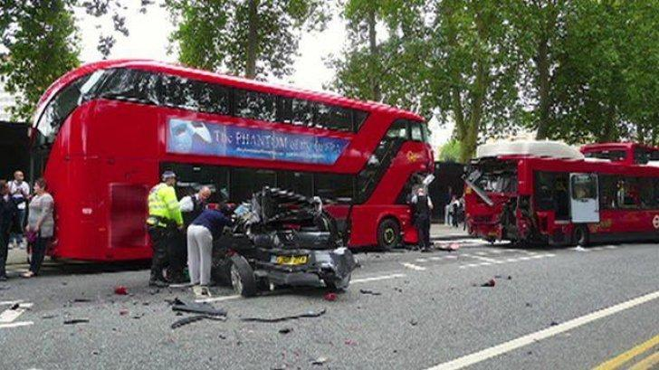 accident londra