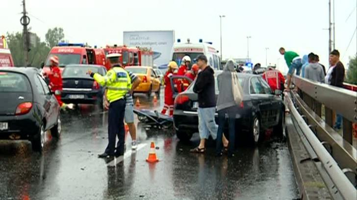 accident dn1 liliesti