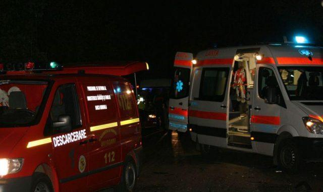 accident sinaia