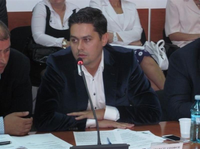 George Stanciu consilier local Ploiesti