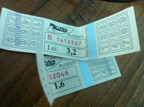 bilete calatorie RATP Ploiesti