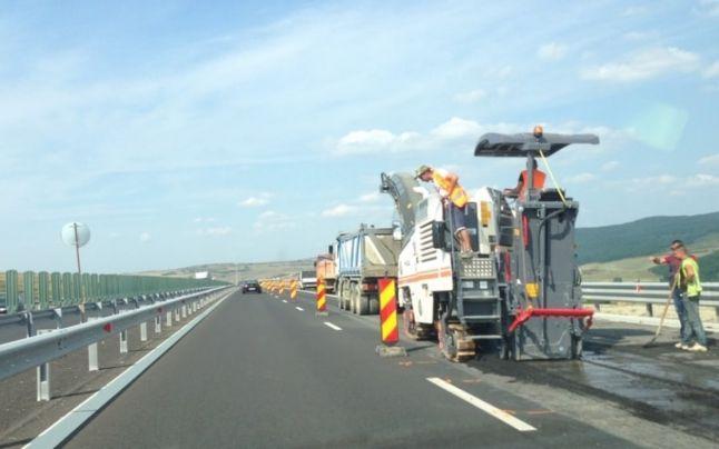 Restricții de circulație din cauza unor lucrări pe A3 București-Ploiești