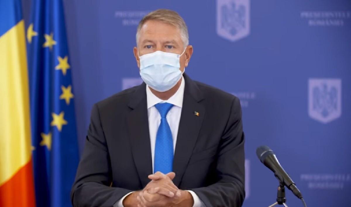 """Președintele Klaus Iohannis, apel înainte de alegerile locale: """"Mergeți la vot!"""" – VIDEO"""