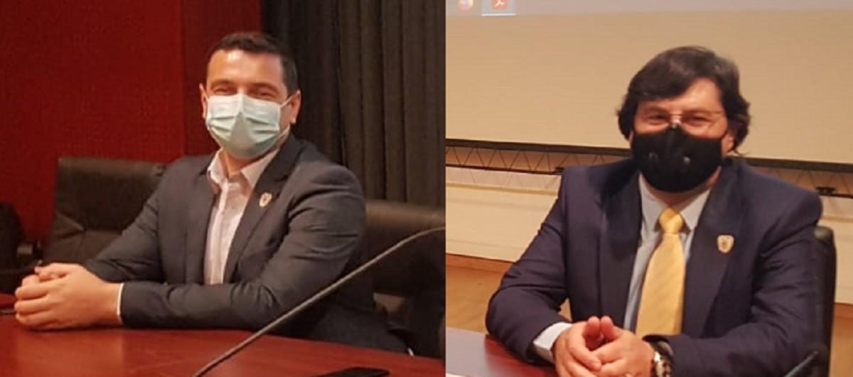 Dumitru Tudone (PNL) si Cristian Apostol (USR PLUS), noii vicepreședinți ai Consiliului Județean Prahova