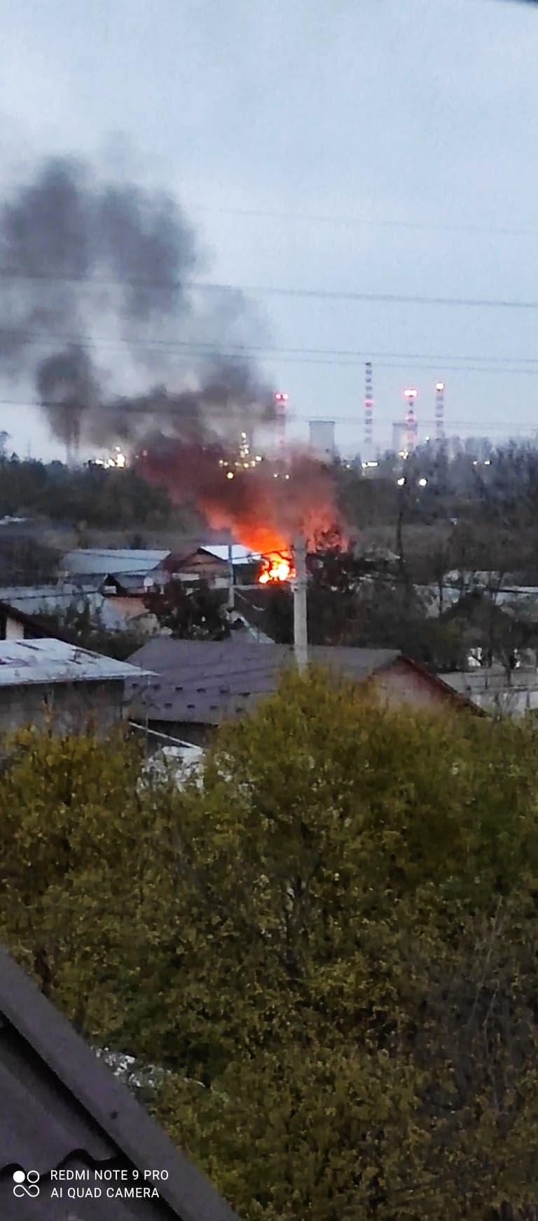 Reacția poliției după ce observatorulph.ro a publicat imagini cu poluarea masivă din Ploiești prin arderea deșeurilor