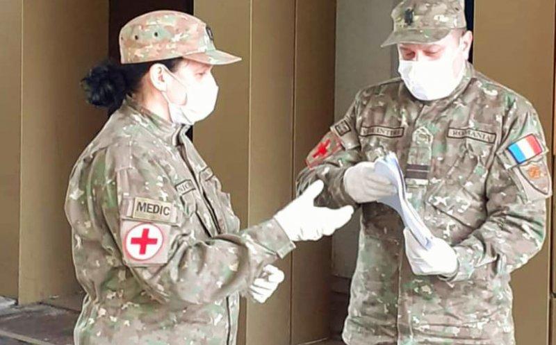 Armata se implică în vaccinarea populației. MApN a anunțat unde va fi ținut vaccinul anti-Covid