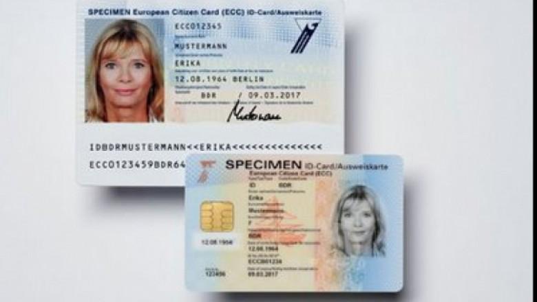 Ce informații vor fi stocate pe noua carte de identitate, care va avea și cip