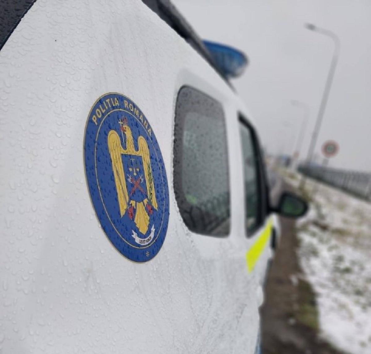 Recomandarea Poliției după atenționarea de ninsori emisă de ANM