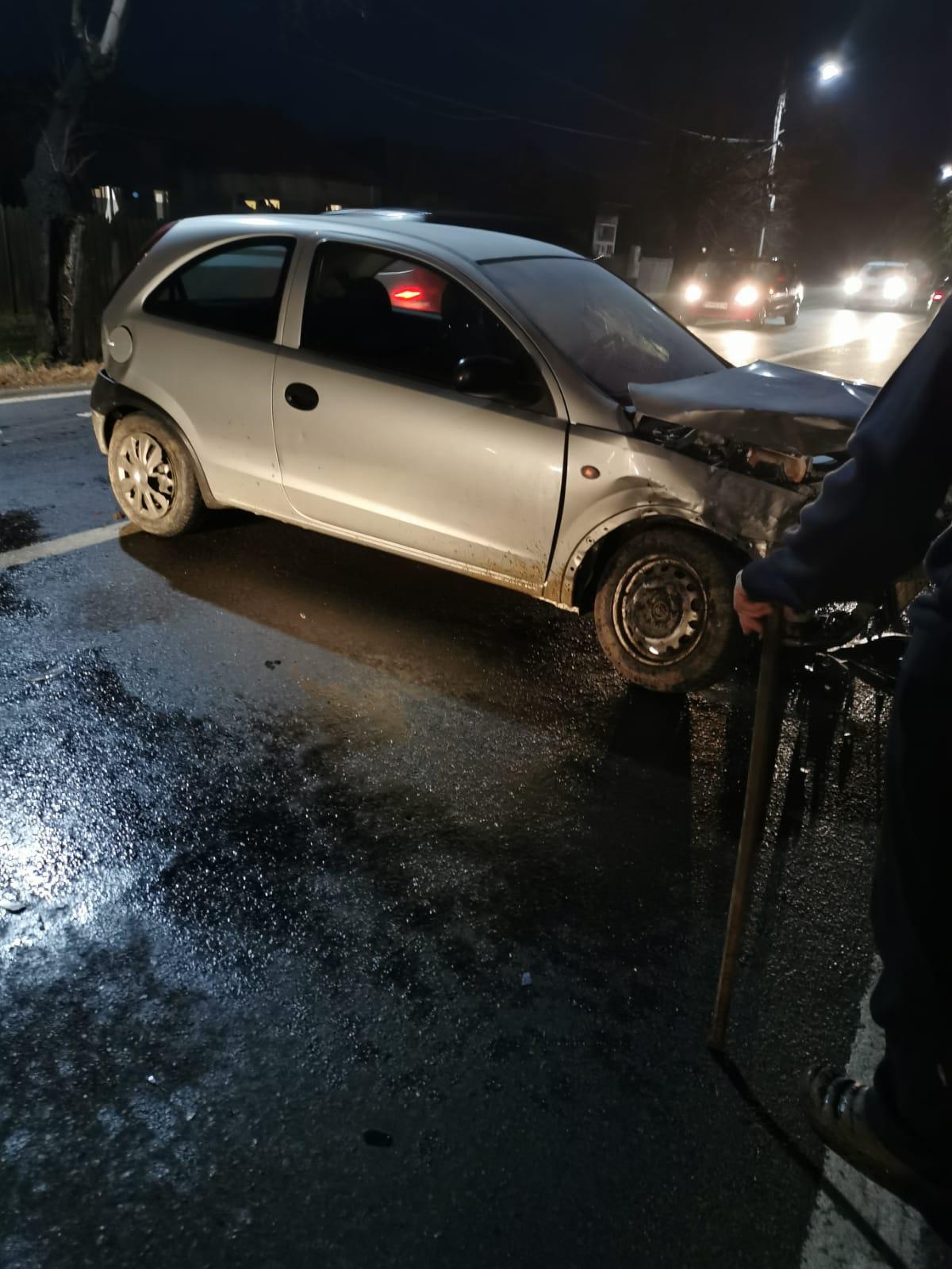 Accident pe Centura de Est a Ploieștiului – FOTO