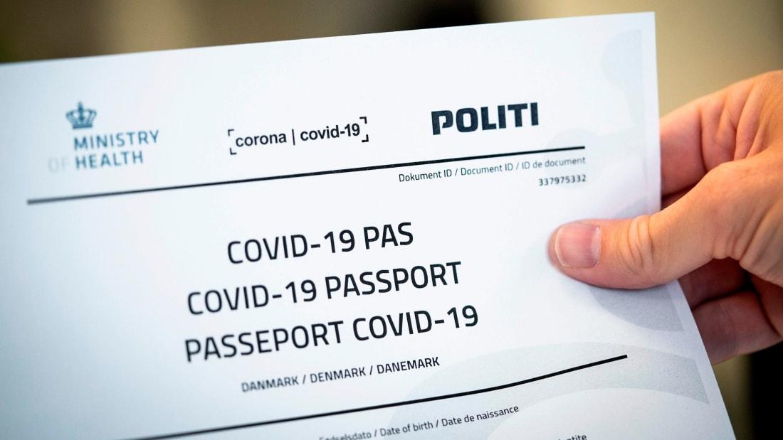 """""""Pașaportul de vaccin"""" ar putea redeschide turismul"""