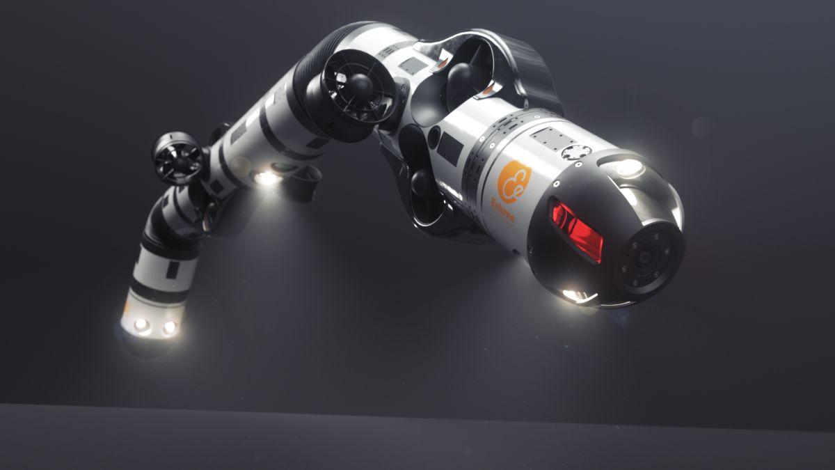 Eelume, robotul-șarpe, va fi lansat anul viitor