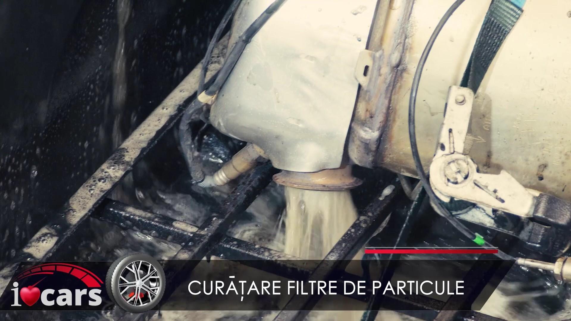 Cum se curăță filtrul de particule (DPF). Astăzi se lansează prima ediție a vlog-ului auto iCars – VIDEO