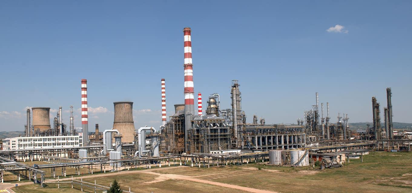 Lucrări de mentenanță la rafinăria Petrotel Lukoil