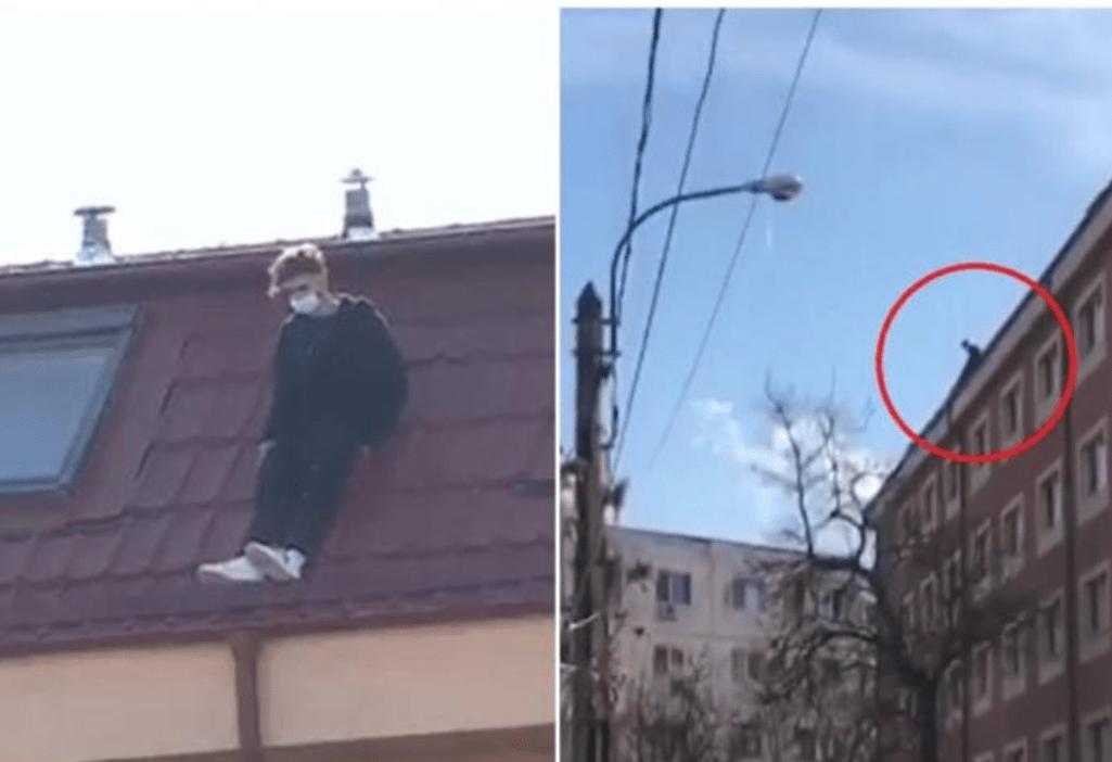 De ce s-a sinucis studentul din București care s-a aruncat de pe acoperișul căminului. Declarația fostei iubite