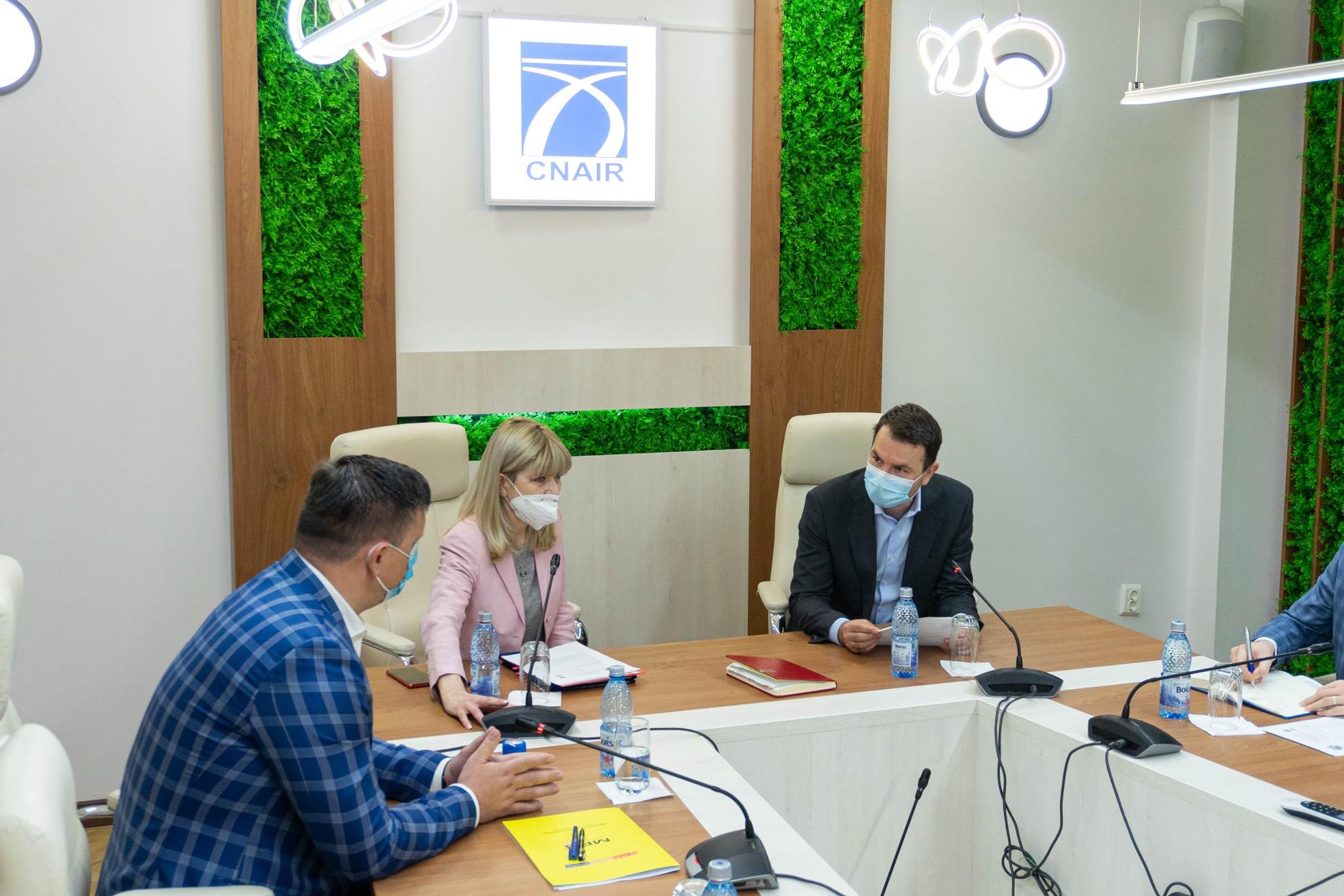 Compania Maristar, care care dezvoltă la Ploiești proiectul imobiliar MRS, va repara podul peste Dunăre de la Fetești