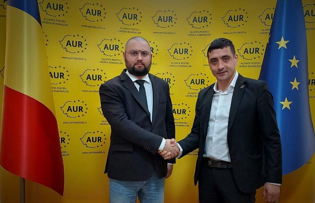 Dan Rădulescu, fost membru USR, s-a înscris în AUR
