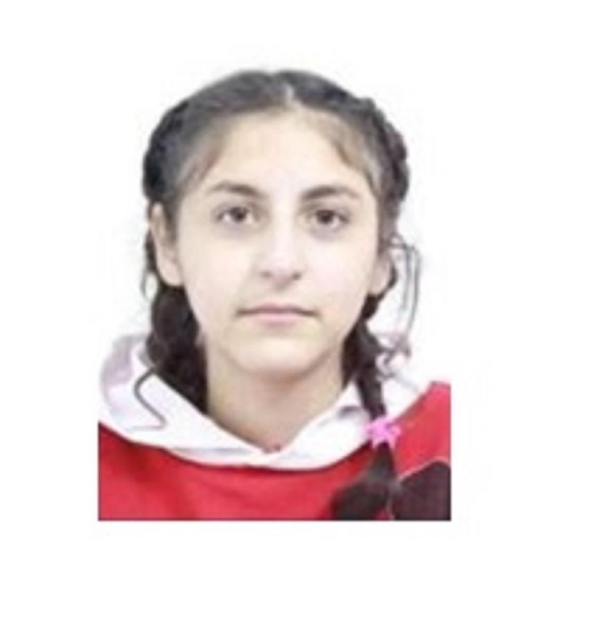 Adolescentă în vârstă de 14 ani din Câmpina, dată dispărută. Ați văzut-o?
