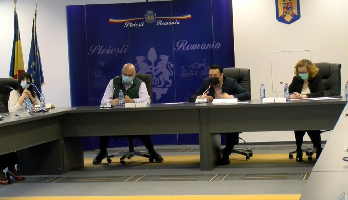 Dezbatere publică online pe tema bugetului local din 2021, la Ploiești