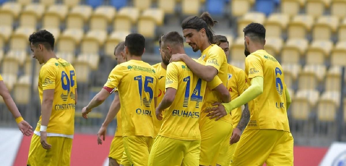 Victorie la final de campionat. FC Petrolul Ploiești – Aerostar Bacău 2-0