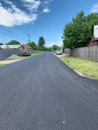 Orașul Băicoi, asfaltat în procent de 98% 2