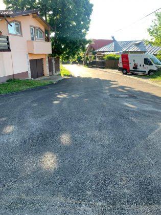 Orașul Băicoi, asfaltat în procent de 98% 4