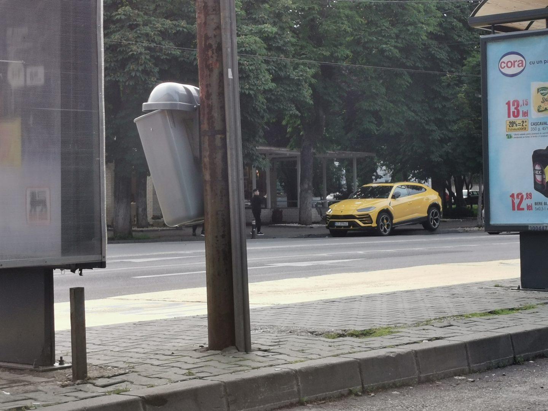 TCE Ploiești a dat lovitura! Noul autobuz Urus, oferit de Lamborghini