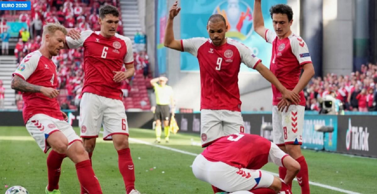 Meciul Danemarca – Finlanda a fost suspendat. Momente dramatice, după ce Christian Eriksen s-a prăbușit pe teren – UPDATE