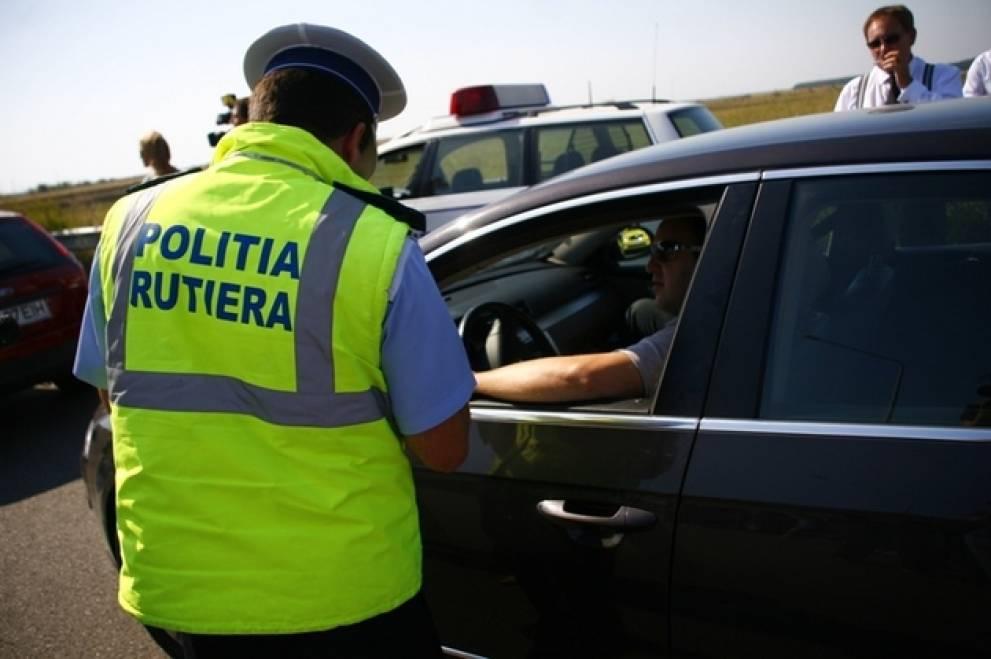 Filtre ale poliției rutiere în Ploiești