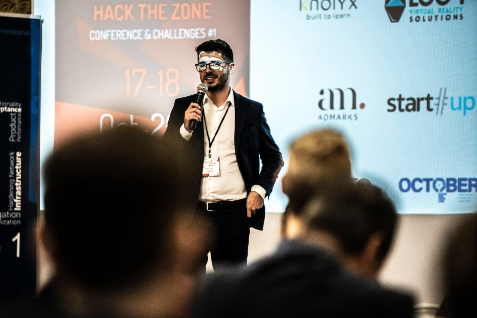 """Povestea lui Alexandru Ciachir, expert în securitate cibernetică: """"Internetul nu va mai putea fi oprit niciodată"""""""