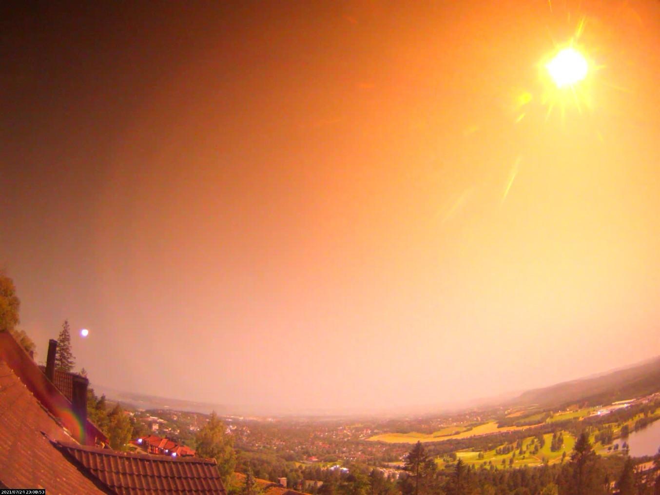 VIDEO Un meteorit a luminat cerul Norvegiei