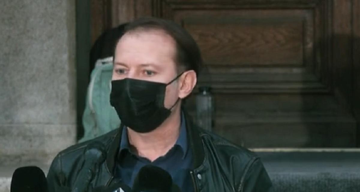 """Florin Cîțu, după întâlnirea cu Dacian Cioloș și Kelemen Hunor: """"Nu am ajuns la nicio concluzie"""" – VIDEO"""